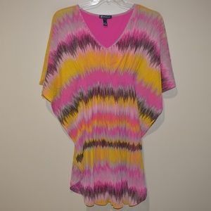 INC INTERNATIONAL CONCEPTS Women's Sz M   DRESS